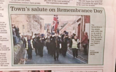 Wantage Herald – Remembrance Day