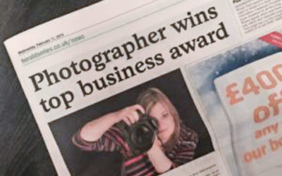 Business Award – Oxford Times
