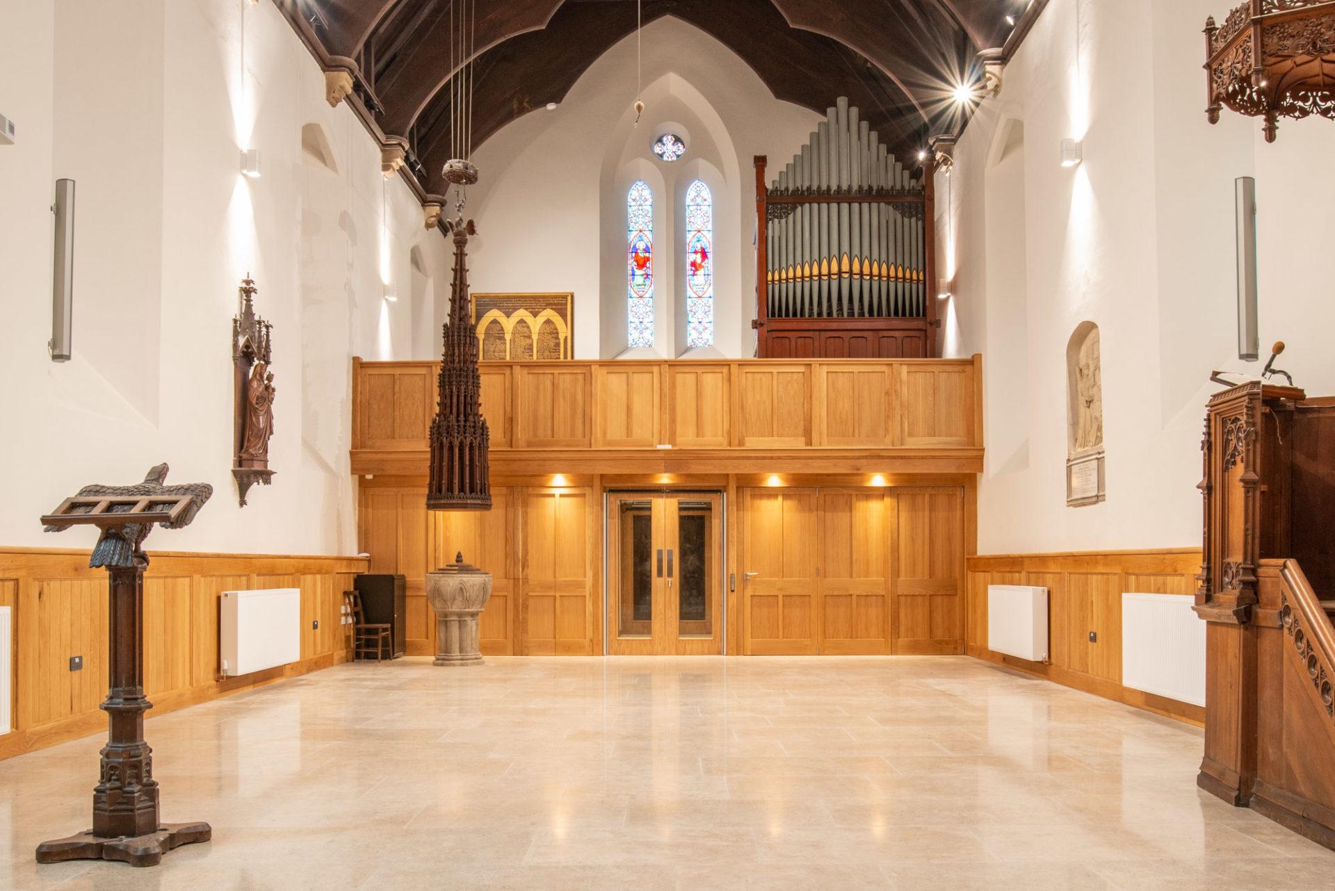 Church Refurbishment Photography Oxford
